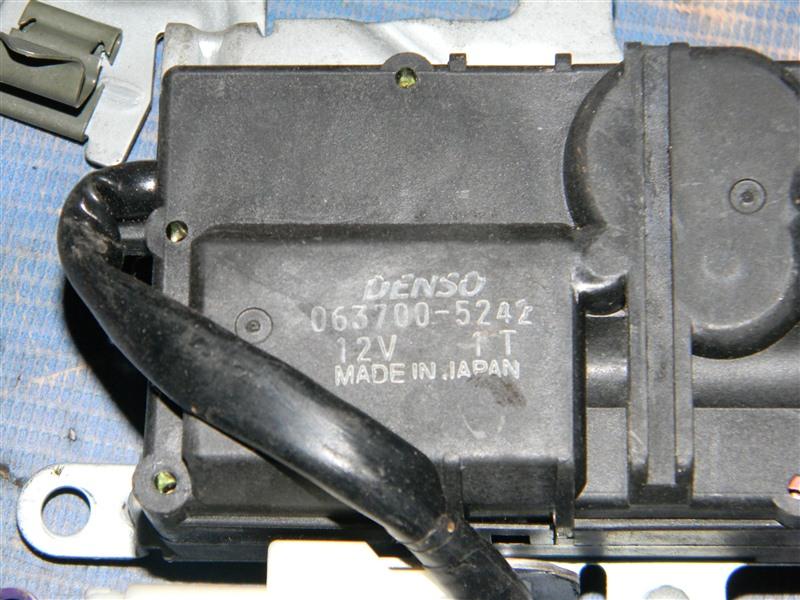 Привод заслонок отопителя Toyota Celica ST202 3S-GE 1998