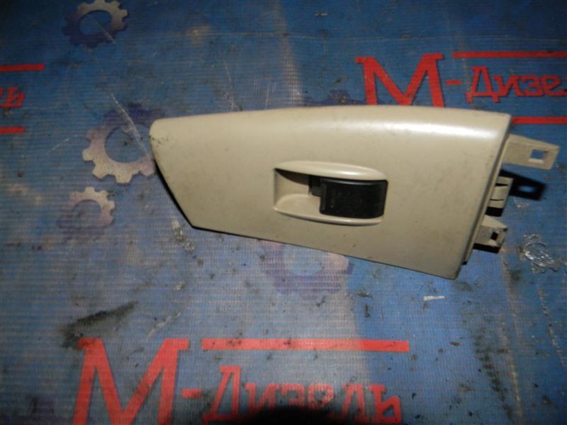 Кнопка стеклоподъемника Toyota Corolla NZE124 1NZ-FE 2000 задняя левая