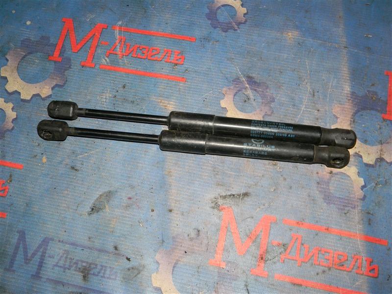 Амортизатор капота Mazda Axela BL5FP ZY-VE 2009 передний