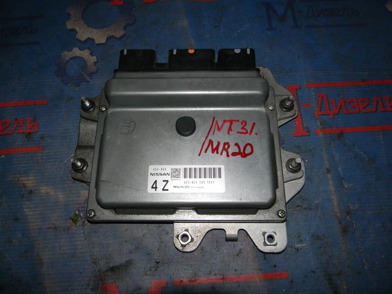 Блок управления Nissan X-Trail NT31 MR20DE 2007