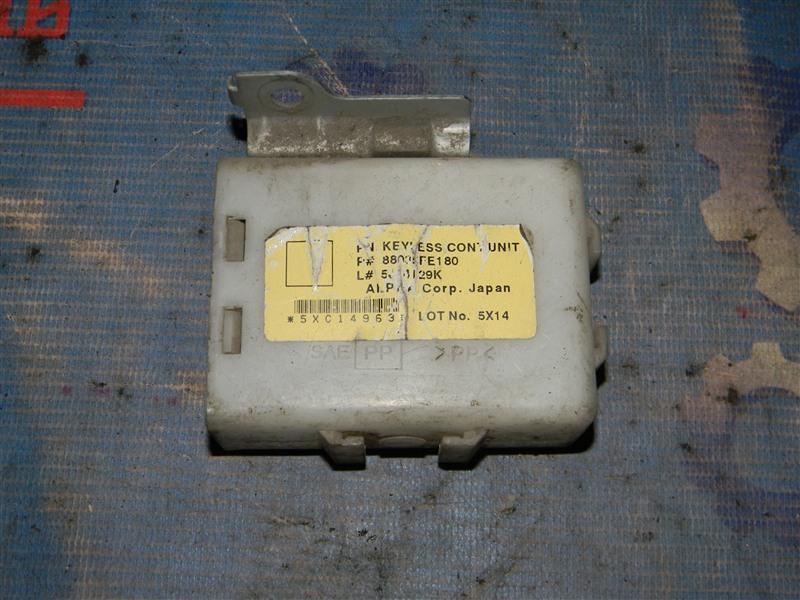 Блок управления Subaru Impreza GD2 EJ15