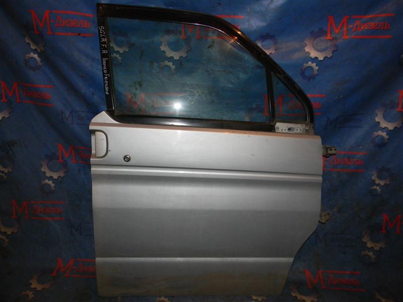 Дверь боковая Mazda Bongo Friendee SGLR WL передняя правая