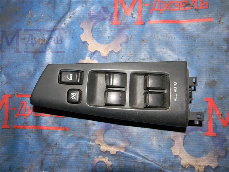 Блок управления стеклоподъемниками Toyota Corolla Fielder NZE121 1NZ-FE 2000