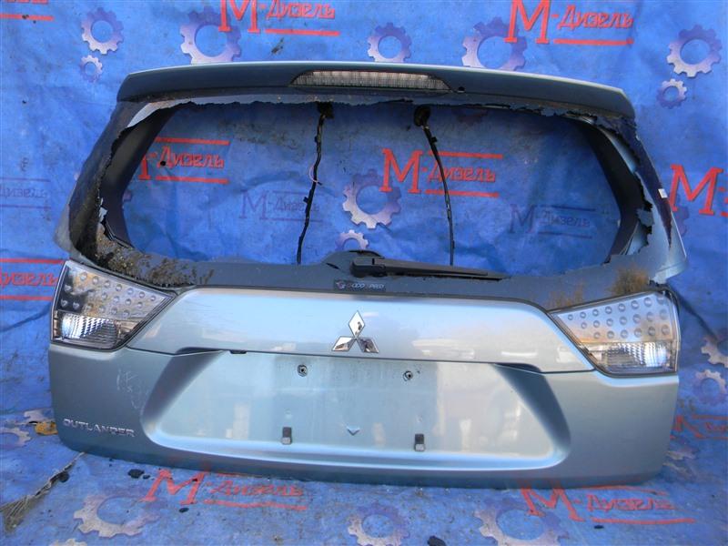 Дверь 5я Mitsubishi Outlander Xl CW5W 4B12 2005