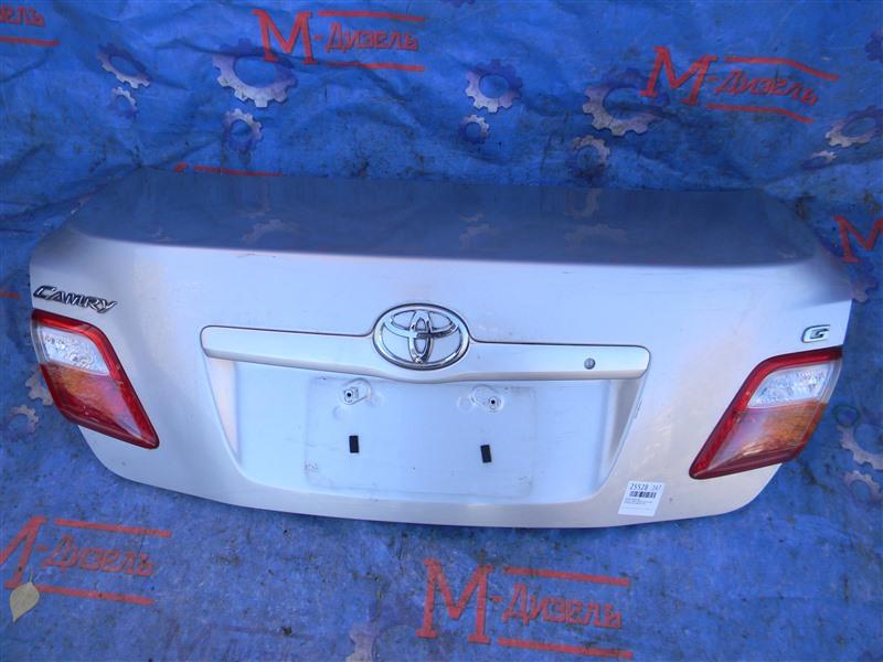 Крышка багажника Toyota Camry ACV40 2AZ-FE 2006