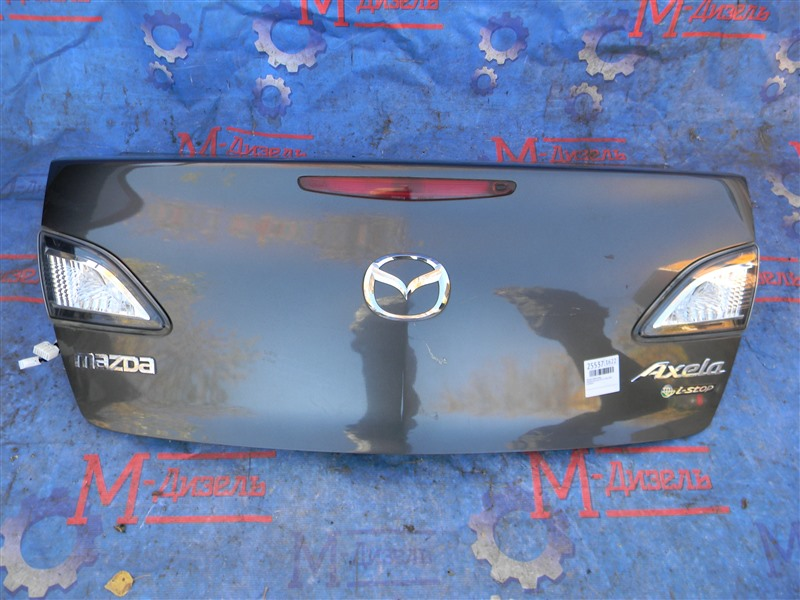 Крышка багажника Mazda Axela BLEFW LF-VDS 2010