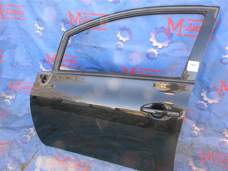 Дверь боковая Toyota Auris NZE151 1NZ-FE 2008 передняя левая