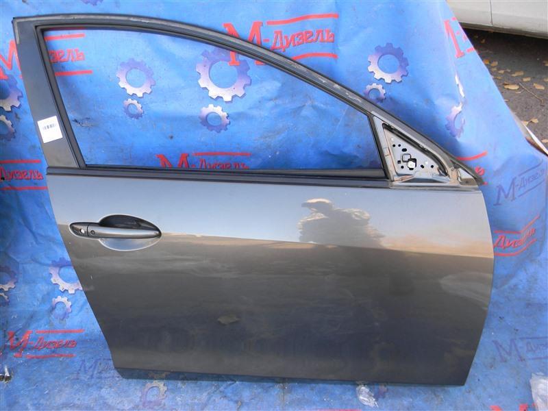 Дверь боковая Mazda Mazda 3 BL5FP Z6 2009 передняя правая