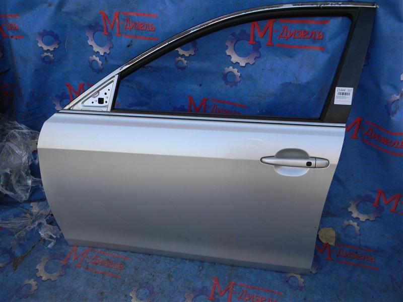 Дверь боковая Toyota Camry ACV40 2AZ-FE 2006 передняя левая
