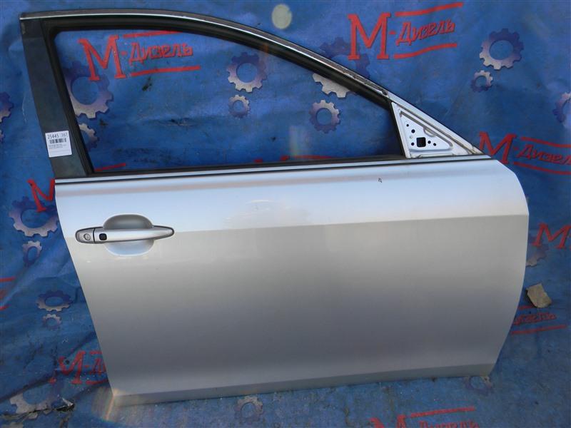 Дверь боковая Toyota Camry ACV40 2AZ-FE 2006 передняя правая