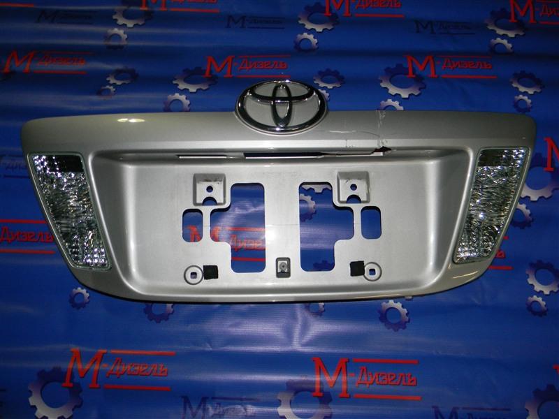 Рамка под номер Toyota Corolla Fielder ZZE124 1ZZ-FE 2005