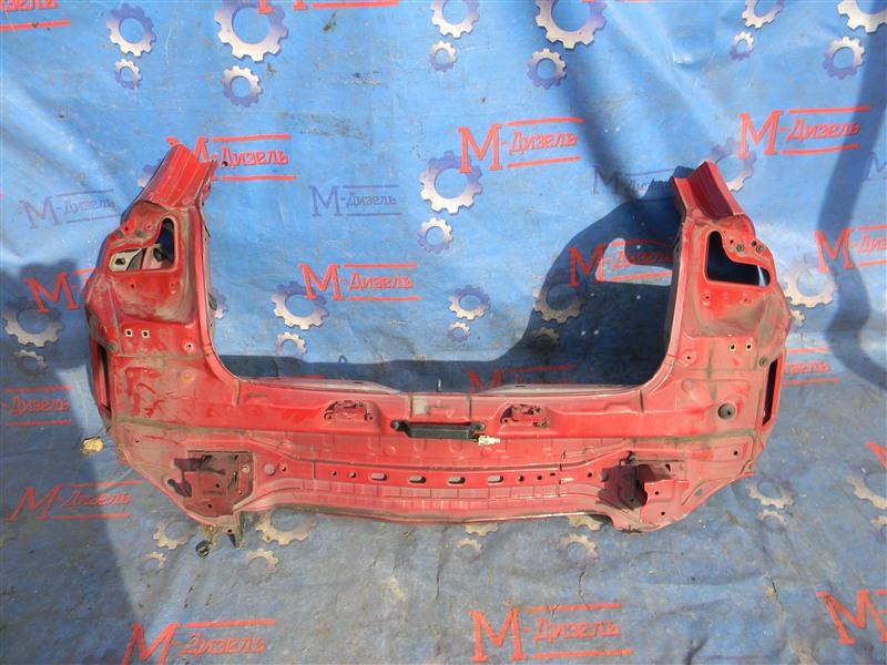 Задняя панель кузова Toyota Auris ZRE152 2ZR-FAE 2010 задняя