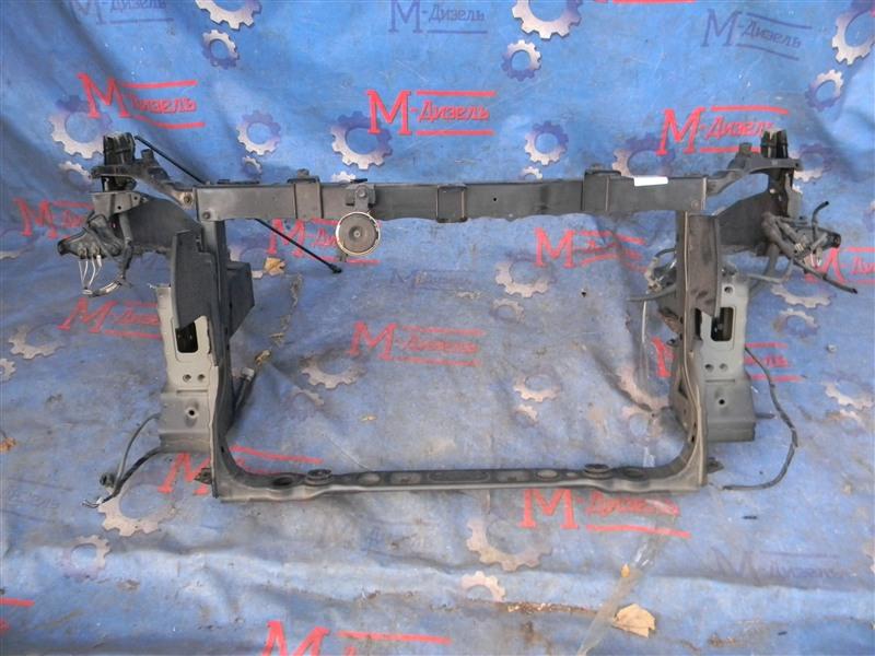 Рамка радиатора Toyota Auris NZE151 1NZ-FE 2008