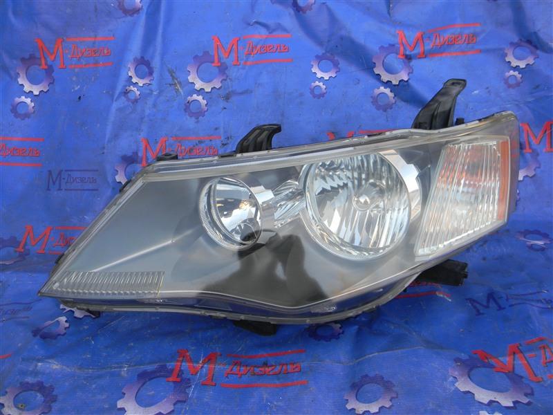 Фара Mitsubishi Outlander Xl CW5W 4B12 2005 передняя левая