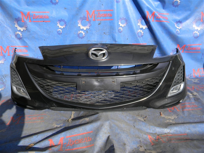 Бампер Mazda Axela BLEFW LF-VDS 2010 передний