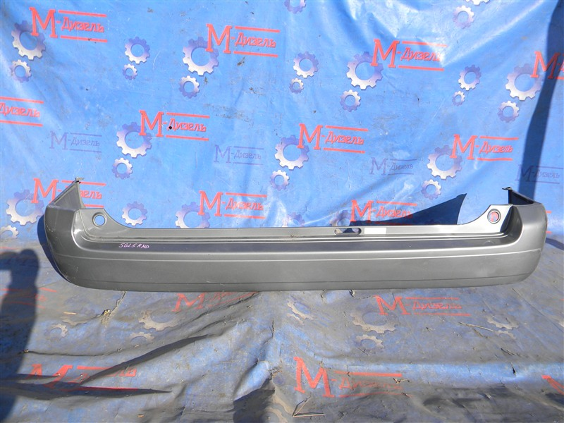 Бампер Mazda Bongo Friendee SGL5 WL-T 1996 задний