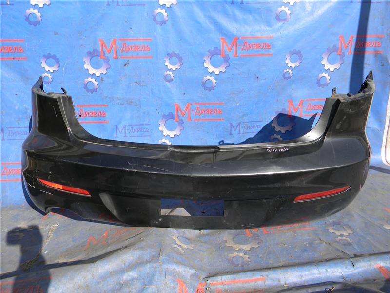 Бампер Mazda Axela BLEFW LF-VDS 2010 задний
