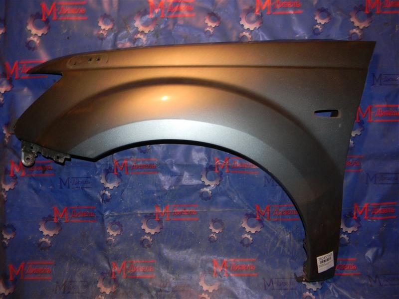 Крыло Mitsubishi Outlander Xl CW5W 4B12 2005 переднее левое