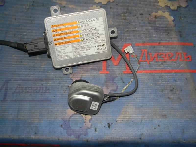 Блок розжига ксенона Suzuki Grand Vitara TD54W J20A 2006 передний левый