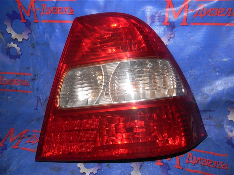 Стоп-сигнал Toyota Corolla NZE121 1NZ-FE 2001 задний правый