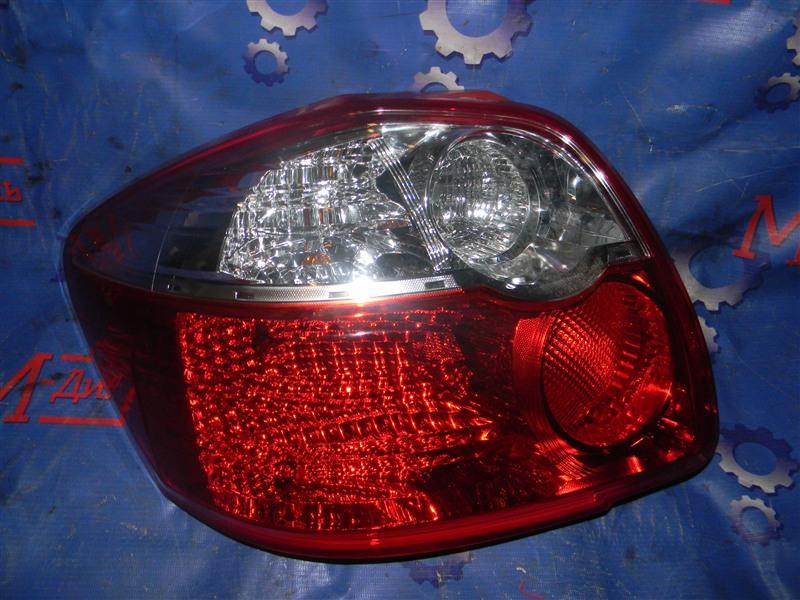 Стоп-сигнал Toyota Auris ZRE152 2ZR-FAE 2010 задний левый
