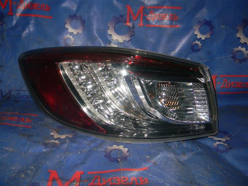 Стоп-сигнал Mazda Axela BLEFW LF-VDS 2010 задний левый