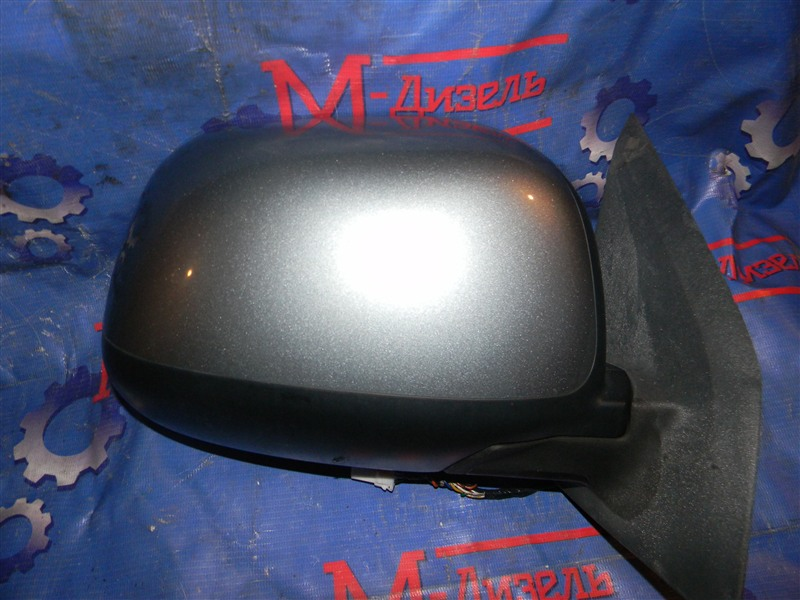 Зеркало боковое Mitsubishi Outlander Xl CW5W 4B12 2005 переднее правое