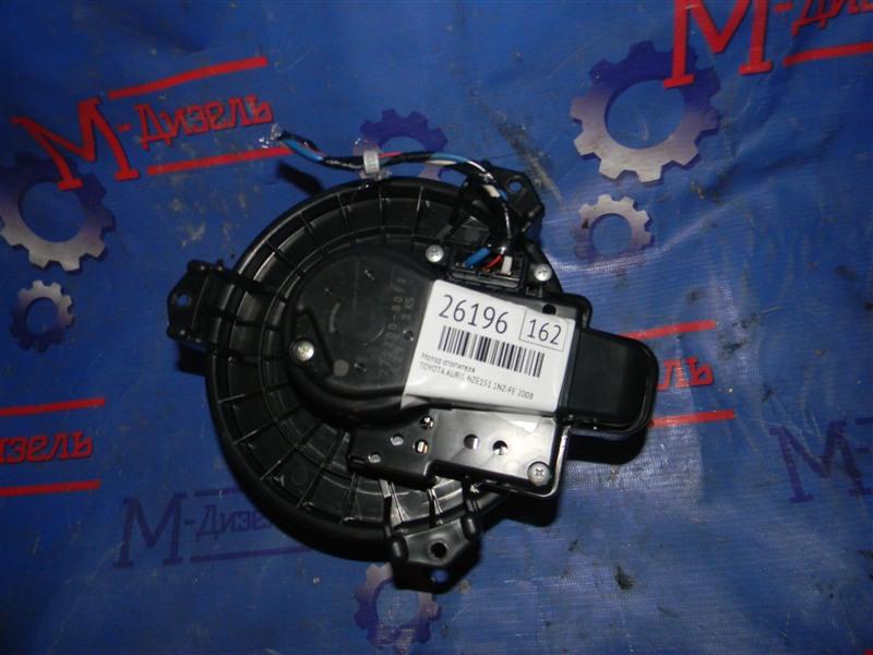 Мотор отопителя Toyota Corolla ZRE151L 1ZR-FE 2008