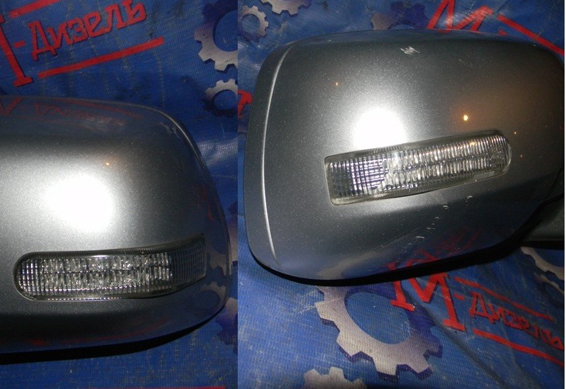 Зеркало боковое Mitsubishi Lancer X CY4A 4B11 2008 переднее правое