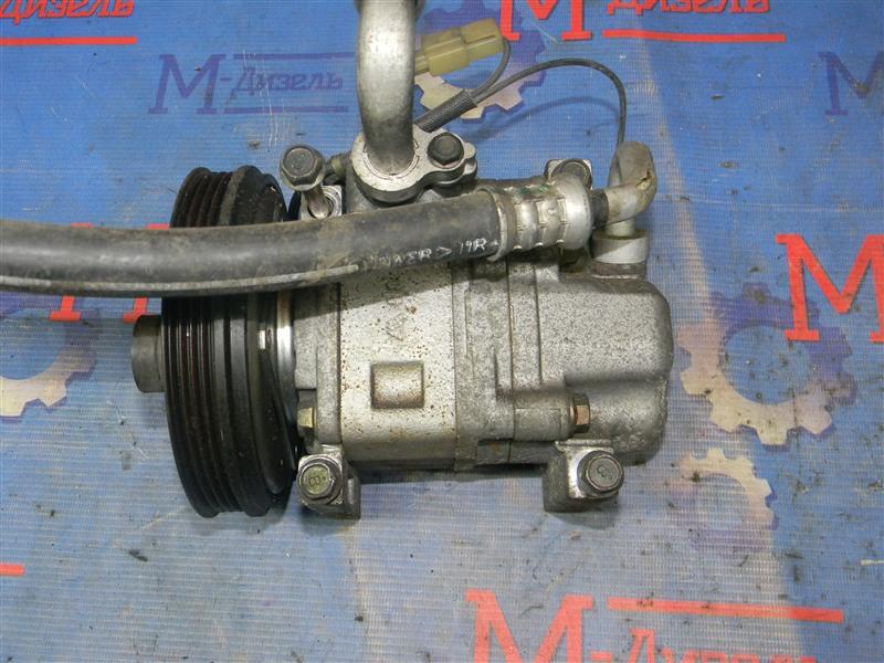 Компрессор кондиционера Mazda Axela BL5FP ZY-VE 2009