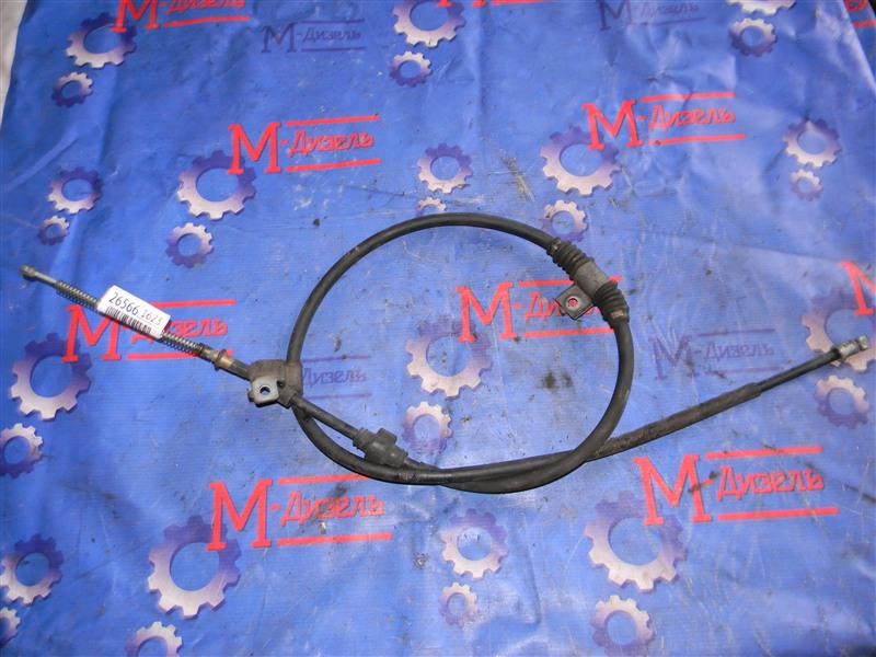 Трос ручника Mitsubishi Outlander Xl CW5W 4B12 2005 задний правый