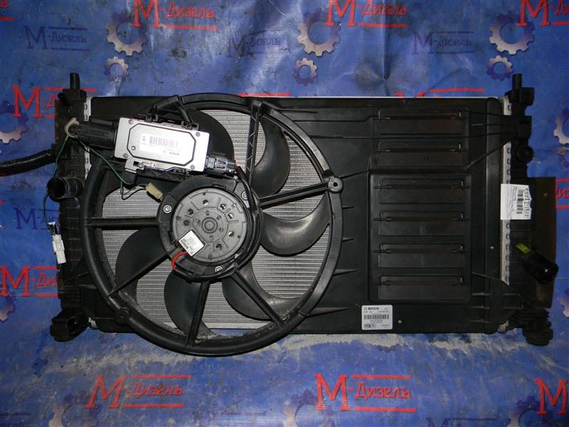 Радиатор двигателя Mazda Axela BLEFW LF-VDS 2010