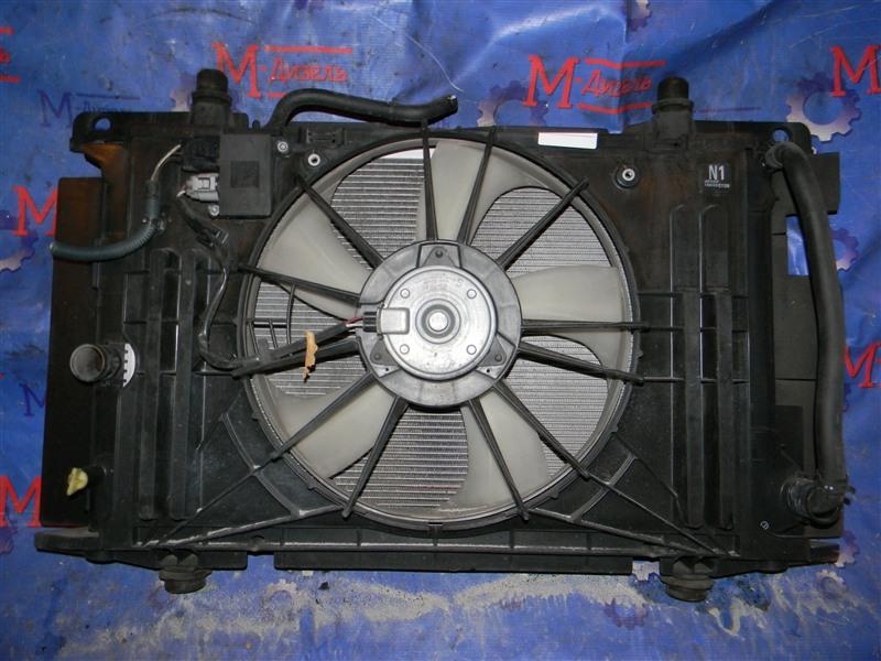 Радиатор двигателя Toyota Auris ZRE152 2ZR-FAE 2010