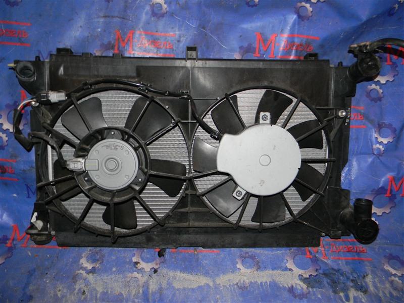 Радиатор двигателя Toyota Avensis AZT250 1AZ-FSE 2008