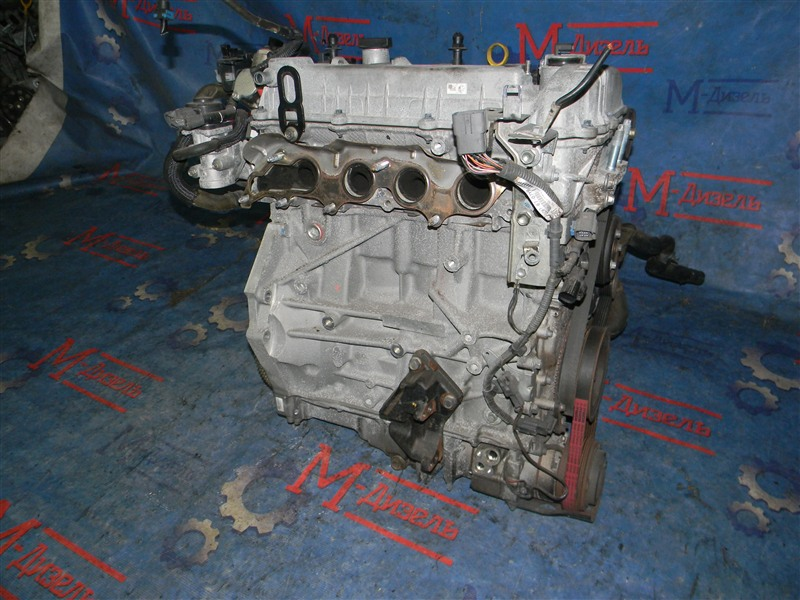 Двигатель Mazda Axela BLEFW LF-VDS 2010