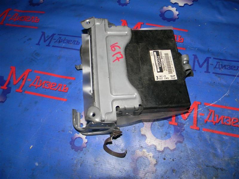 Блок управления двс Toyota Corolla Fielder NZE121 1NZ-FE 2004