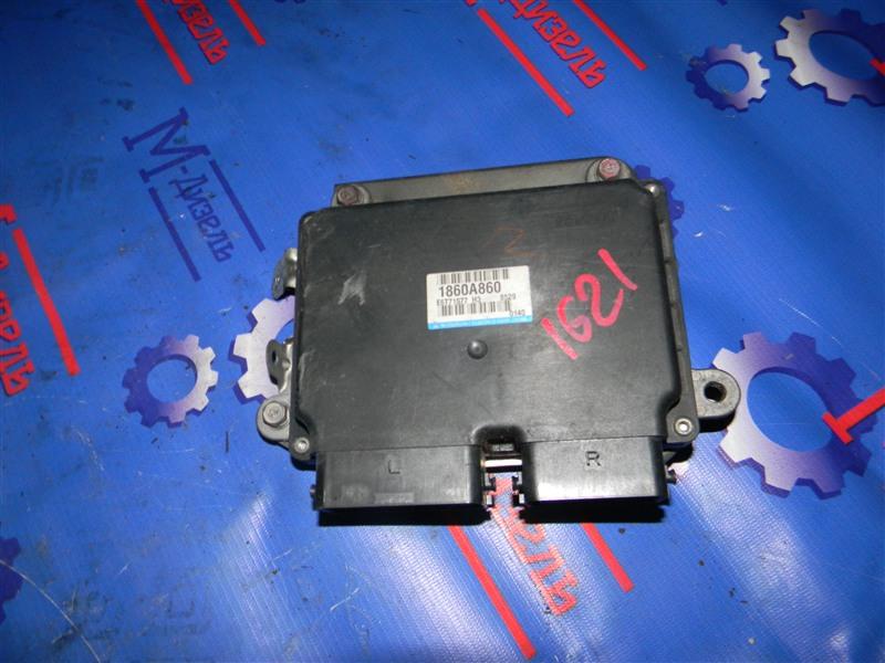 Блок управления двс Mitsubishi Lancer X CY4A 4B11 2008