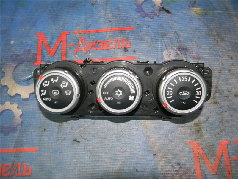 Блок управления климат-контролем Mitsubishi Outlander Xl CW5W 4B12 2005