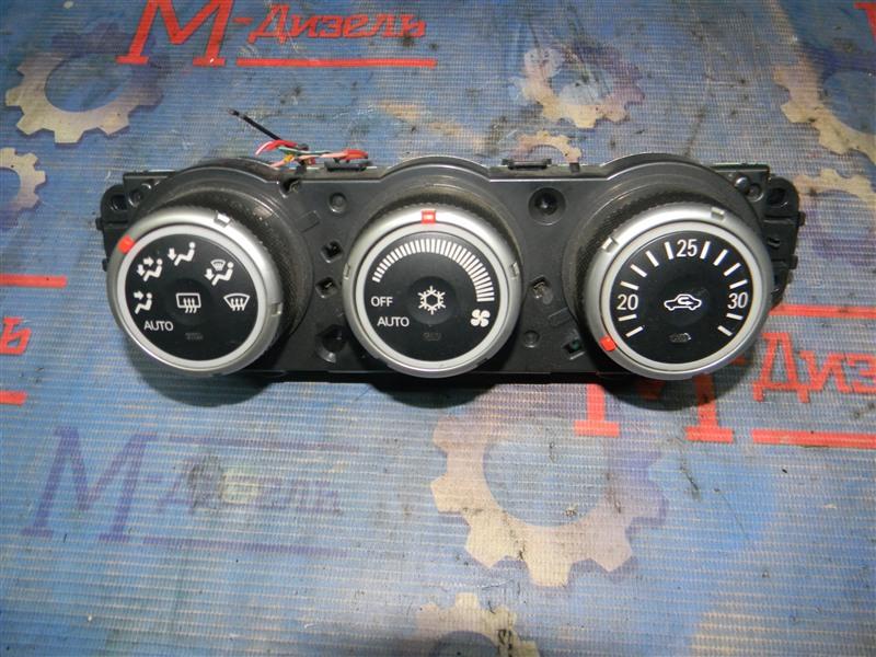 Блок управления климат-контролем Mitsubishi Lancer X CY4A 4B11 2008