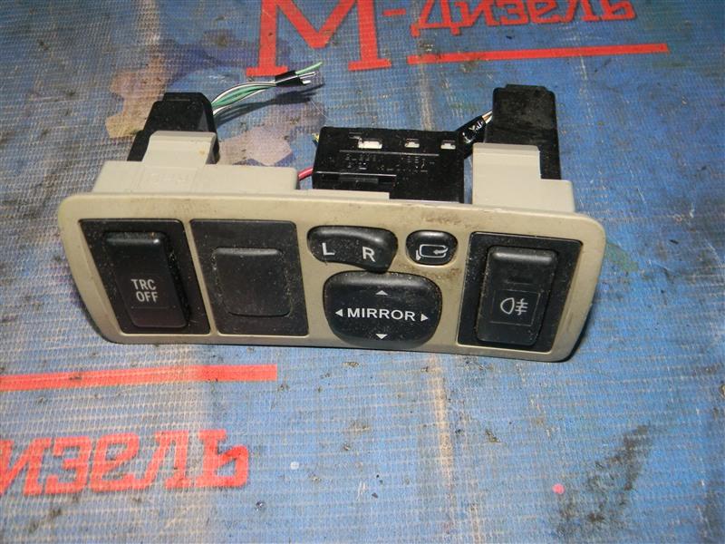 Блок управления зеркалами Toyota Corolla NZE121 1NZ-FE 2001
