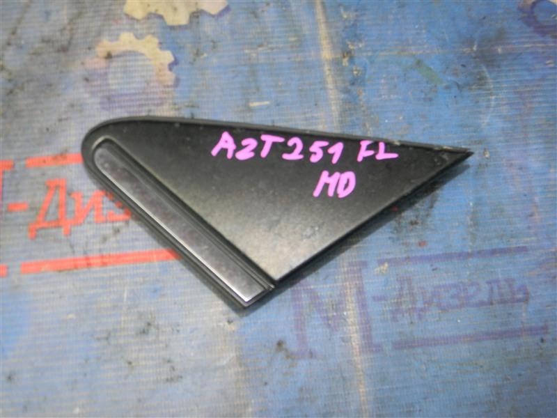 Накладка на крыло Toyota Avensis AZT251 2AZ-FSE 2007 передняя левая