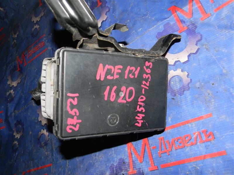 Блок abs Toyota Corolla Fielder ZZE124 1ZZ-FE 2005