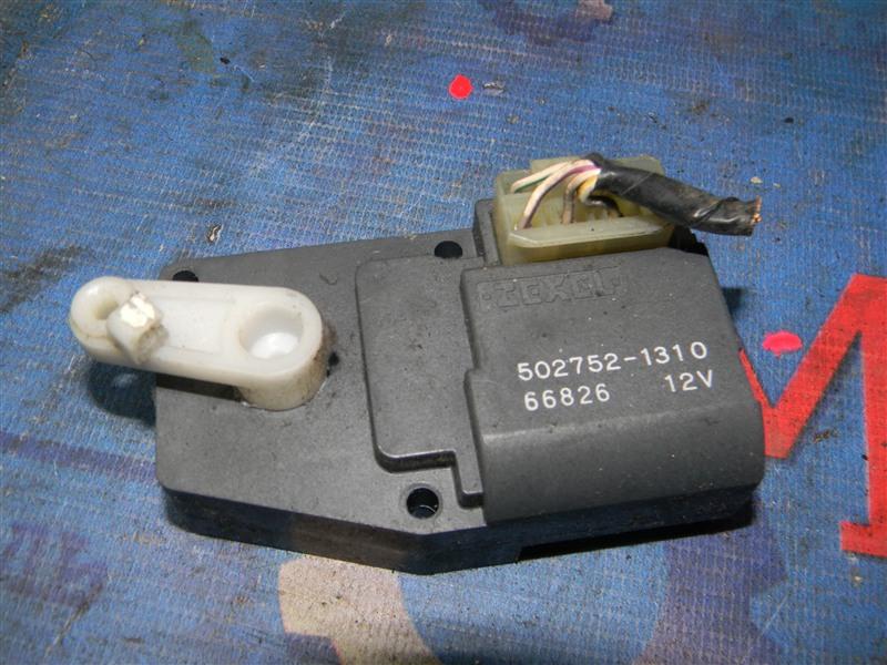 Привод заслонок отопителя Mazda Bongo Friendee SGL5 WL-T 1996
