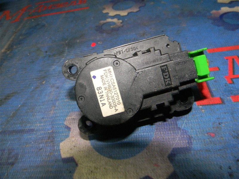 Привод заслонок отопителя Mitsubishi Lancer X CY4A 4B11 2008