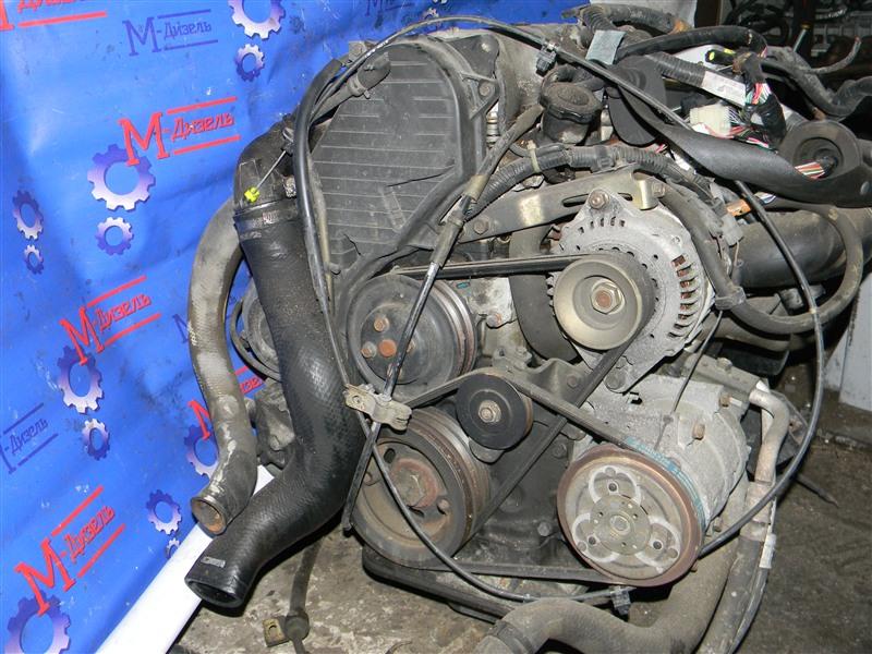 Двигатель Mazda Bongo Friendee SGL5 WL-T 1996