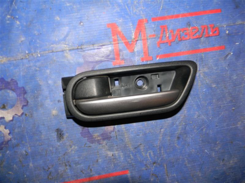 Ручка двери внутренняя Mazda Axela BL5FP ZY-VE 2009 задняя левая
