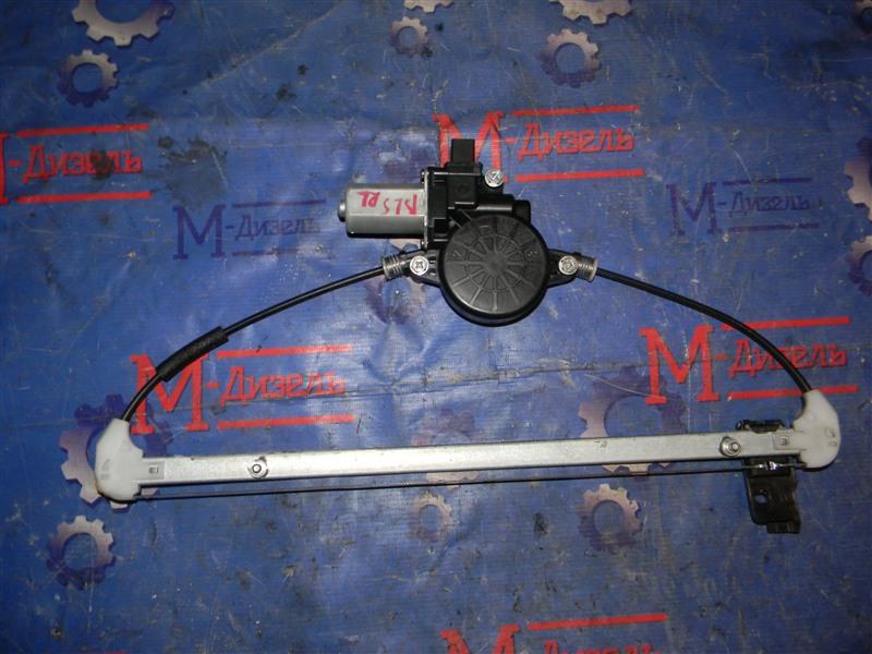 Стеклоподъемник Mazda Axela BL5FP ZY-VE 2009 задний левый
