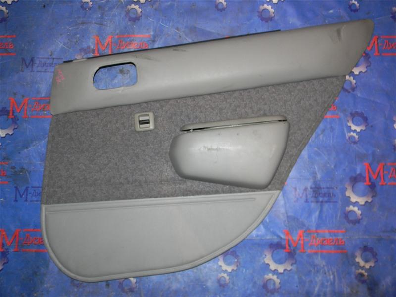 Обшивка двери Toyota Corolla AE110 5A-FE 1998 задняя правая