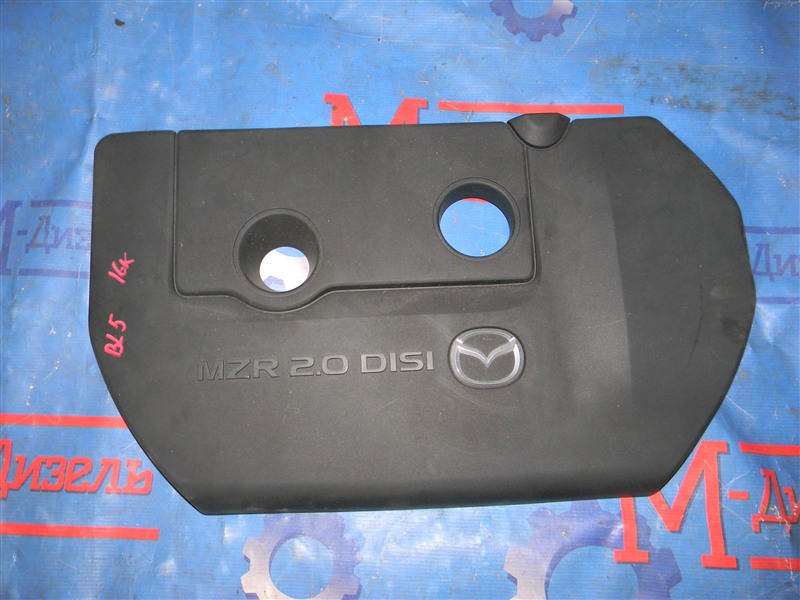 Крышка на двигатель декоративная Mazda Axela BLEFW LF-VDS 2010