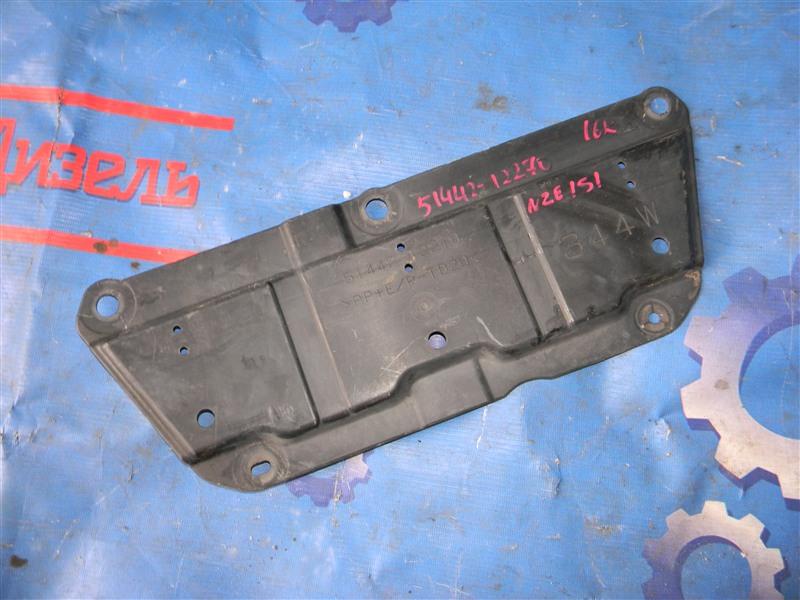 Защита двигателя Toyota Auris NZE151 1NZ-FE 2008